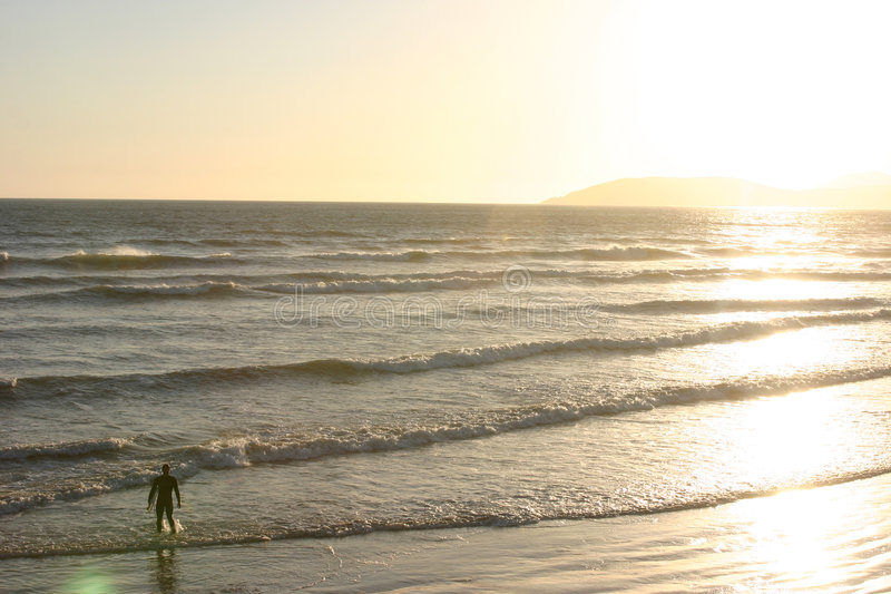Download Alone and free stock image. Image of califorina, side, shore - 957017