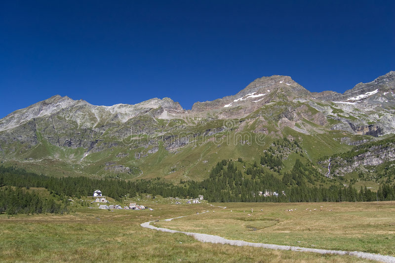 Download Alpe Veglia natural park stock image. Image of holidays - 6028345