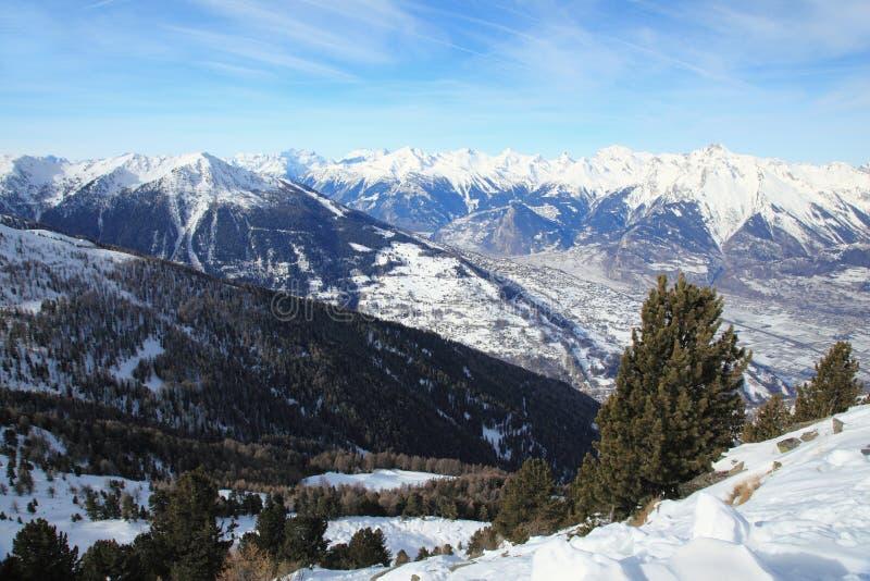 alpes Ελβετός στοκ φωτογραφία με δικαίωμα ελεύθερης χρήσης