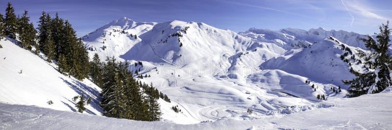 Alpes, Франция стоковое фото