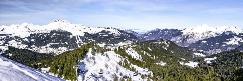 Alpes, Франция стоковая фотография