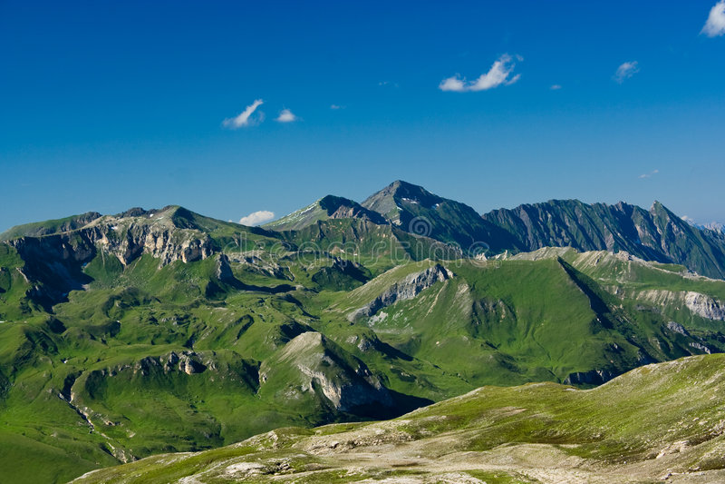 Alpes fotos de stock
