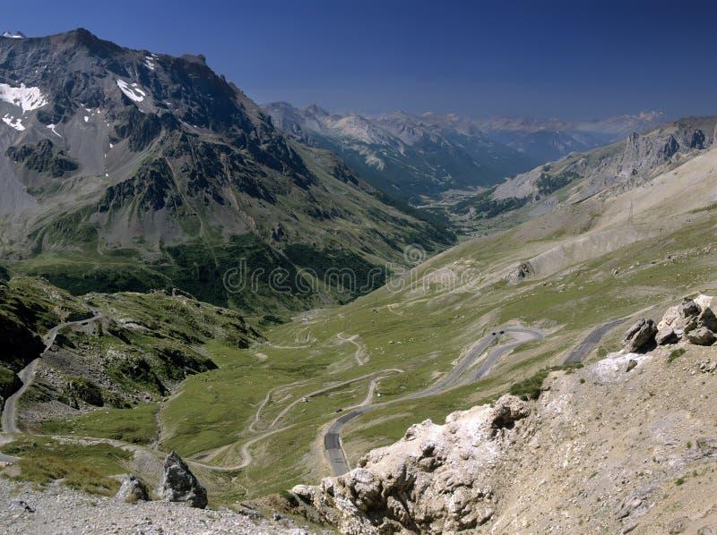 Alpes photo libre de droits