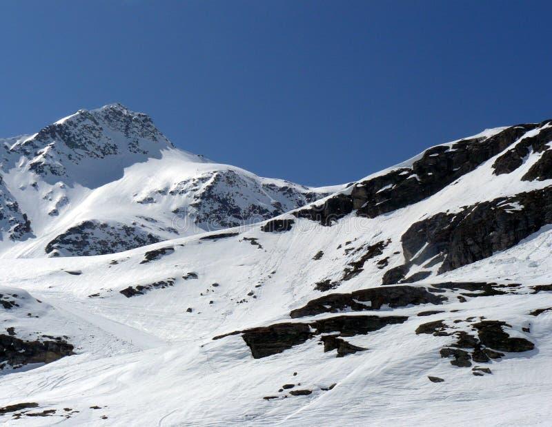 Alpes austríaco fotos de stock