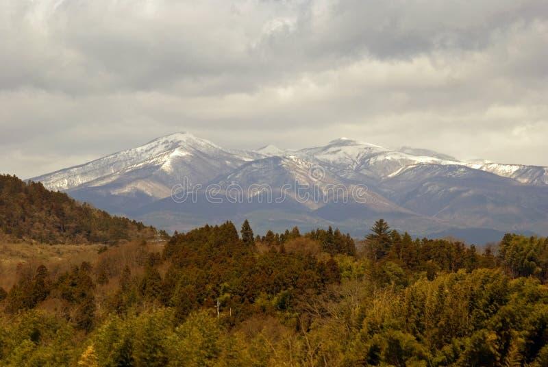 Alpes du Japon, Honshu, Japon images libres de droits