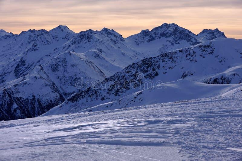Alpes italianos fotos de stock royalty free