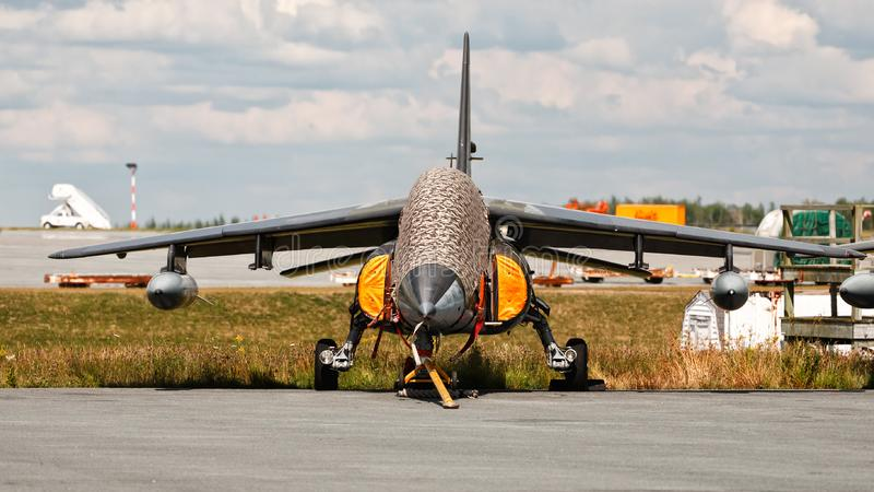Alpha Jet images libres de droits