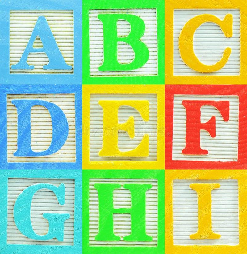 Alphabet (1) lizenzfreie stockbilder