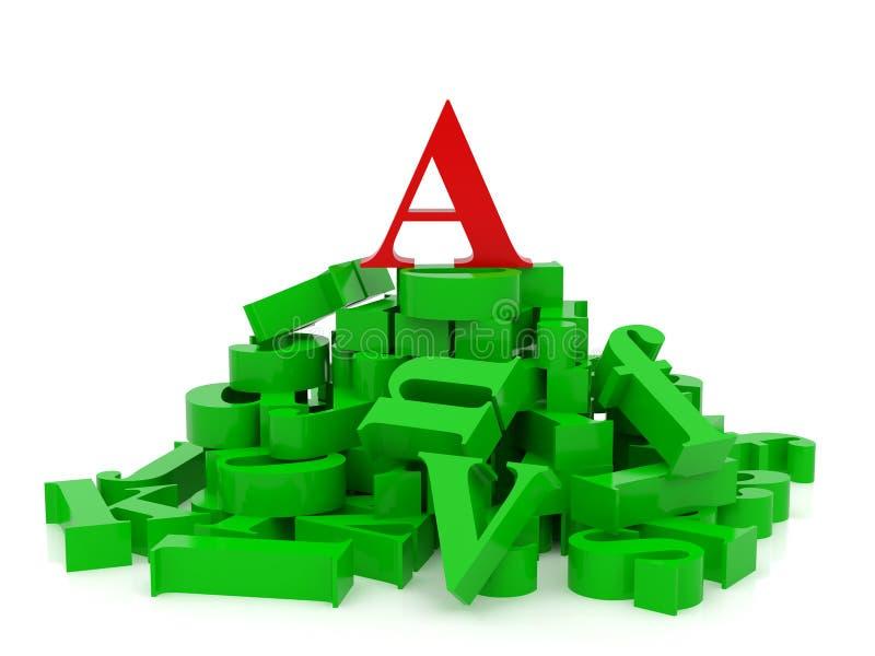 Download Alphabet stock illustration. Illustration of alphabet - 14853591