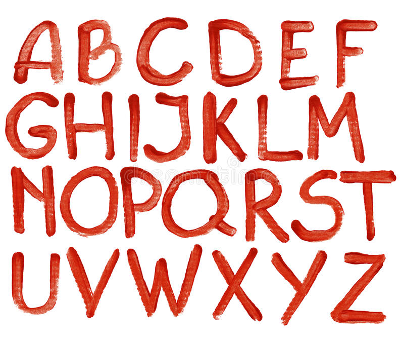 Download Alphabet Royalty Free Stock Photo - Image: 22771655