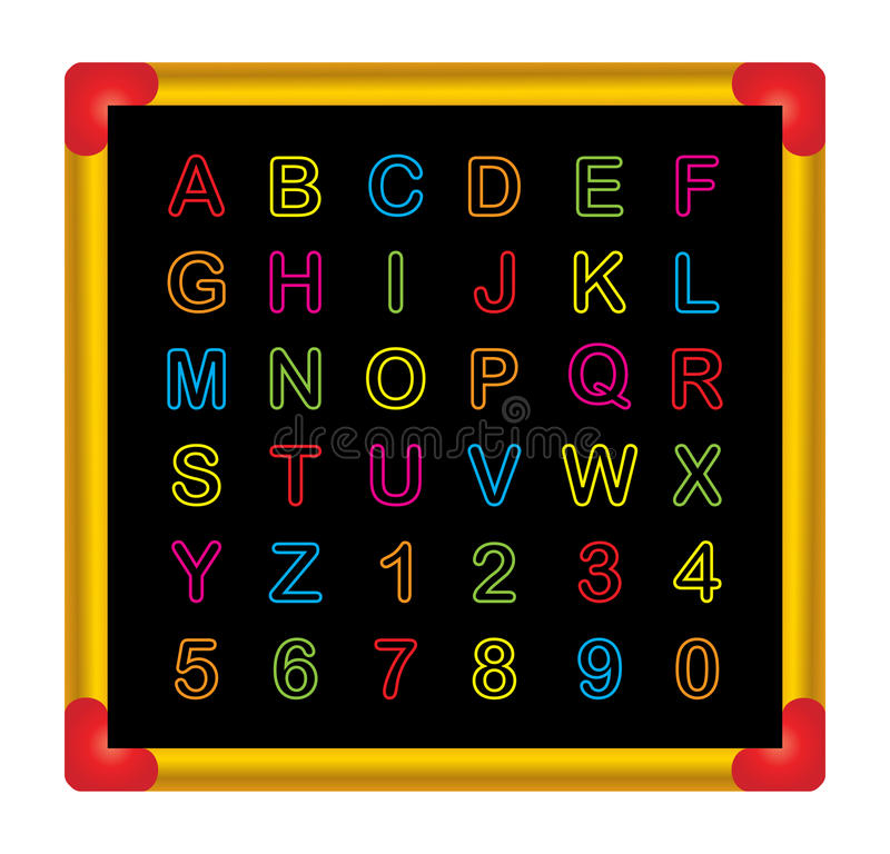 Free Alphabet Stock Photography - 23500572