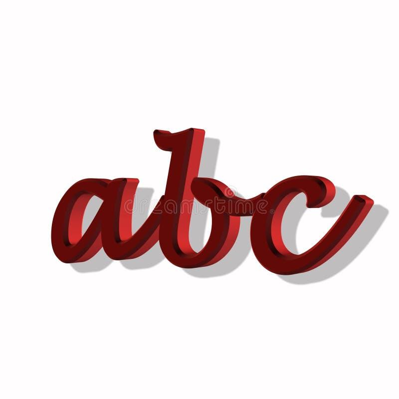 Download Alphabet stock illustration. Image of school, learn, teach - 7137105
