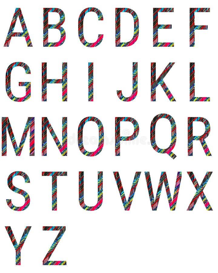 Type En Bois Alphabet De Vintage Photo stock - Image du blanc, signe: 33491398