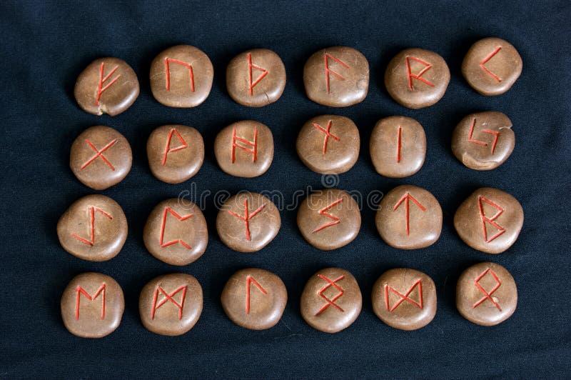 Alphabet antique images libres de droits
