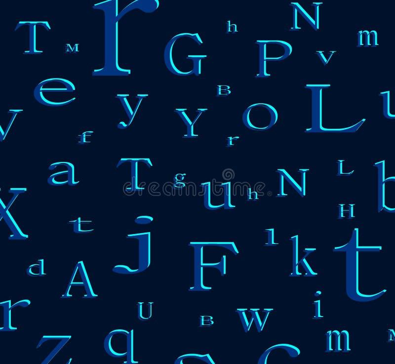 Alphabet background stock photos