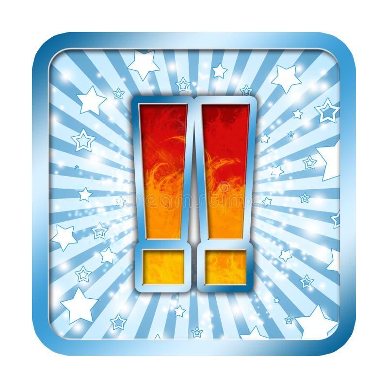 Free Alphabet Celebration Letter - ! Exclamation Mark P Stock Images - 6343284
