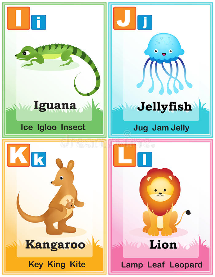 Free Alphabet Learning Book Page 3 Royalty Free Stock Photo - 36128495