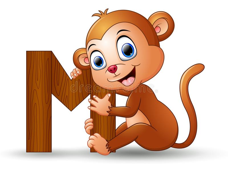 Alphabet m with monkey cartoon stock vector illustration of note download alphabet m with monkey cartoon stock vector illustration of note animal 79555785 altavistaventures Image collections