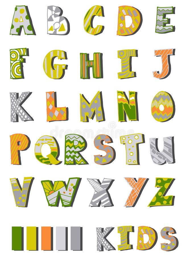 "Lower Case Letter MULTI COLORS Gingham Wood Letters /""z/"""