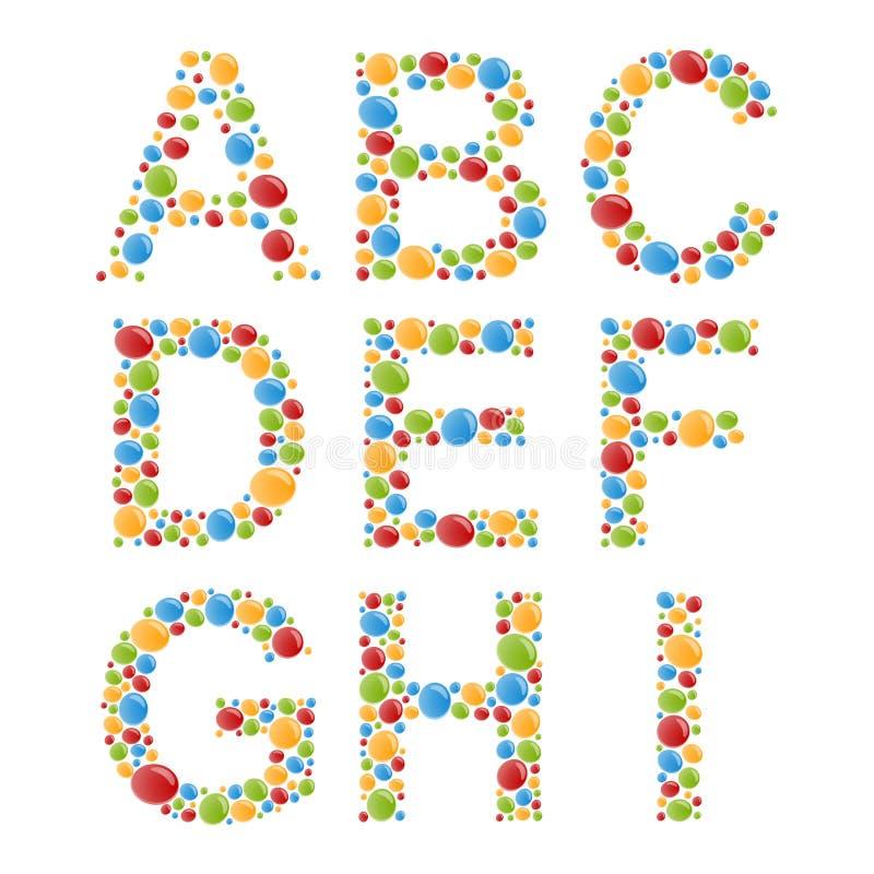 Berühmt Färbung Von Luftblasen Buchstaben Bilder - Malvorlagen-Ideen ...