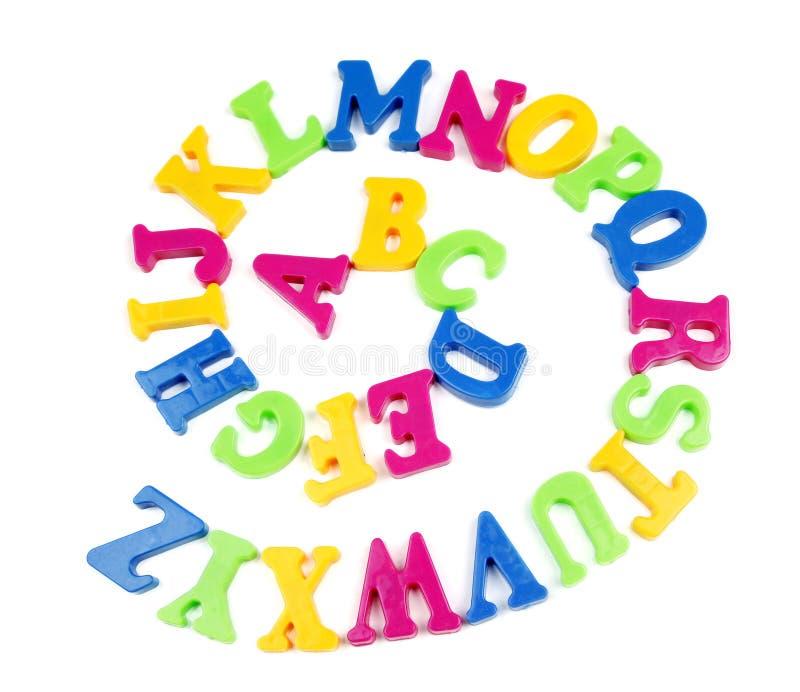 Alphabetzeichen stockbilder