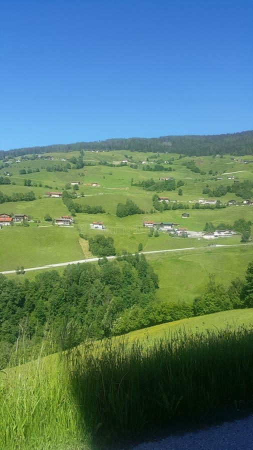 Alphs du Tirol photos stock