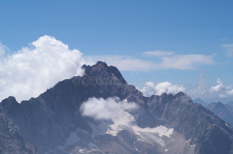alpina mountins royaltyfri fotografi