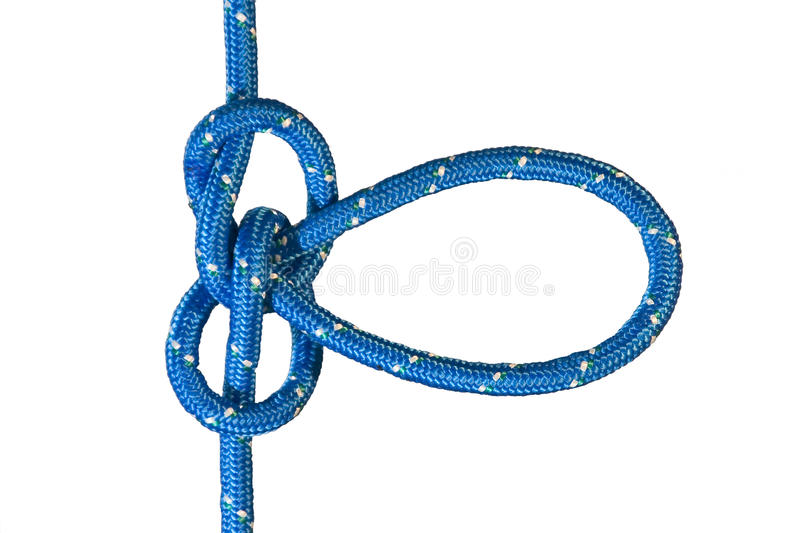 Alpine Butterfly Knot royalty free stock image