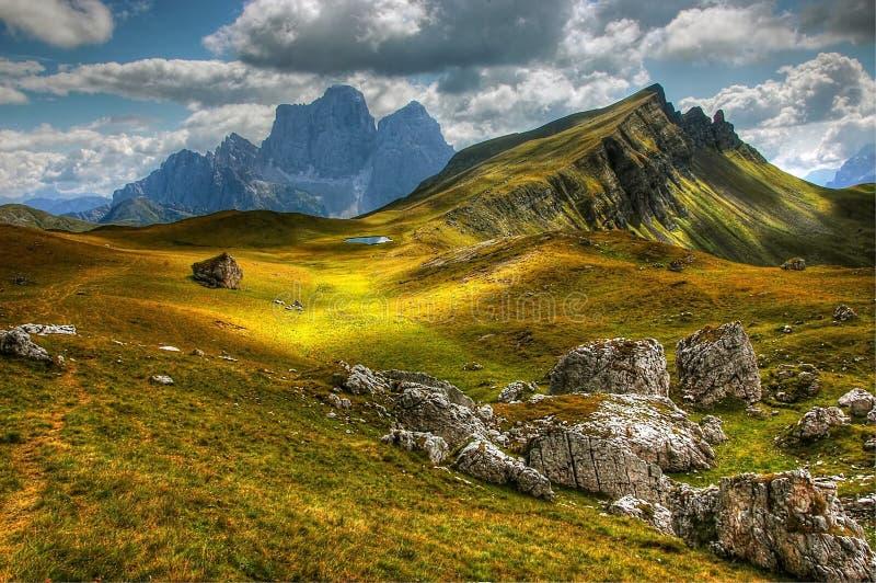 Alpine, Clouds, Cloudy stock photos