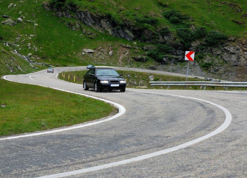 Download Alpine Highway Transfagarasan In Romania Stock Image - Image of drive, textured: 15118921