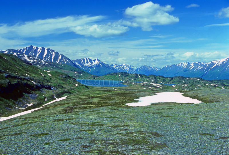 Download Alpine Lake In The The Alaskan Wilds Stock Photo - Image: 24655166