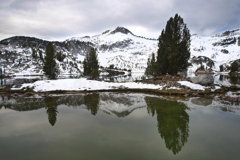 Download Alpine Lake, Wallowa Mountains, Oregon Royalty Free Stock Image - Image: 24108846