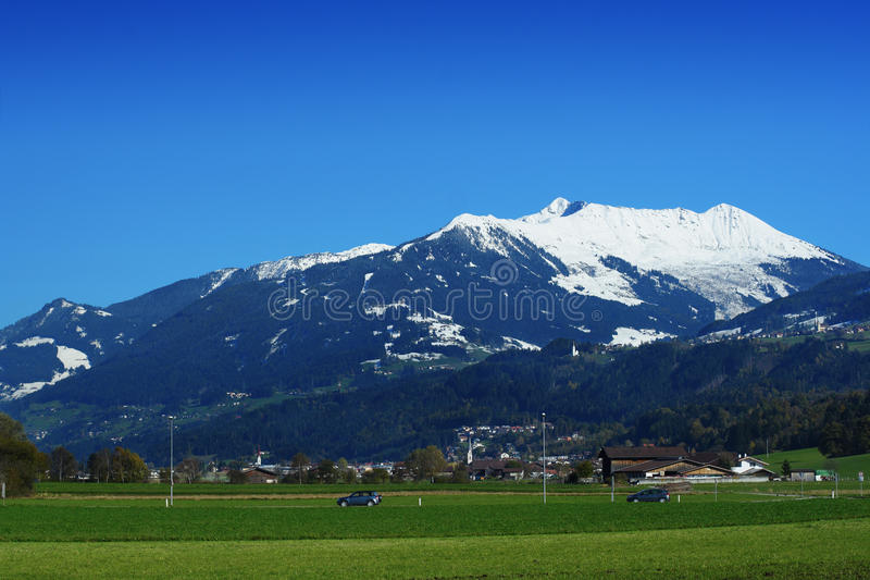 Download Alpine landscape stock image. Image of fresh, europe - 32390101