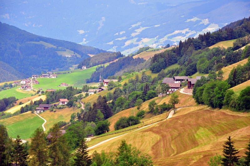 Download Alpine landscape stock image. Image of alps, landscape - 41762161