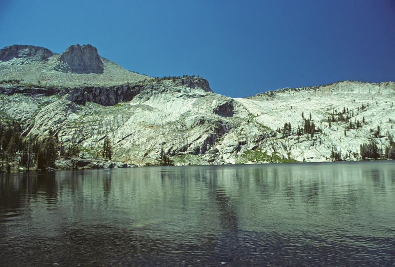 Download Alpine Mountain And Lake Stock Photography - Image: 18389322