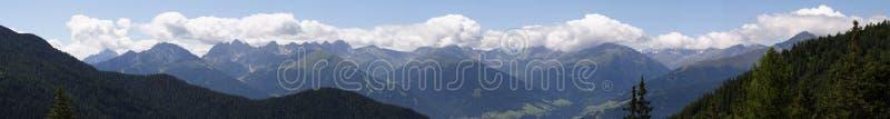 Download Alpine Panorama stock photo. Image of austria, cloud, mountains - 161904