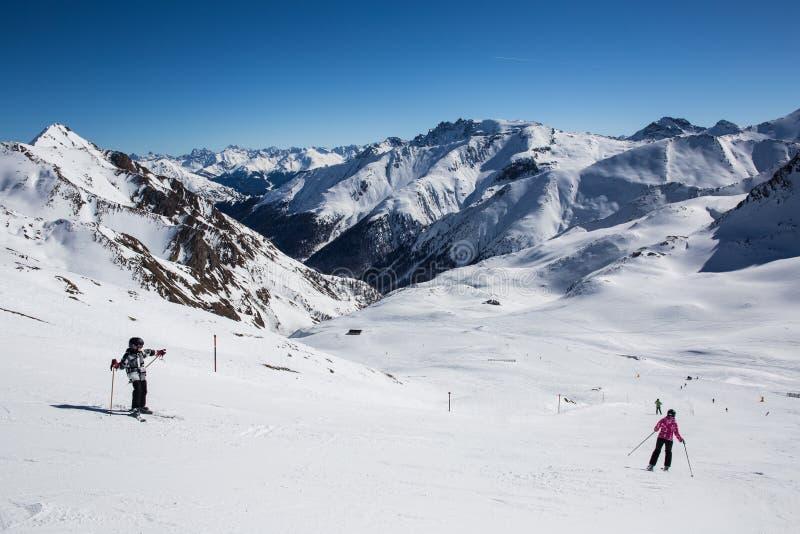 Download Overlooking Ischgl Ski Resort Editorial Stock Photo - Image: 29730693