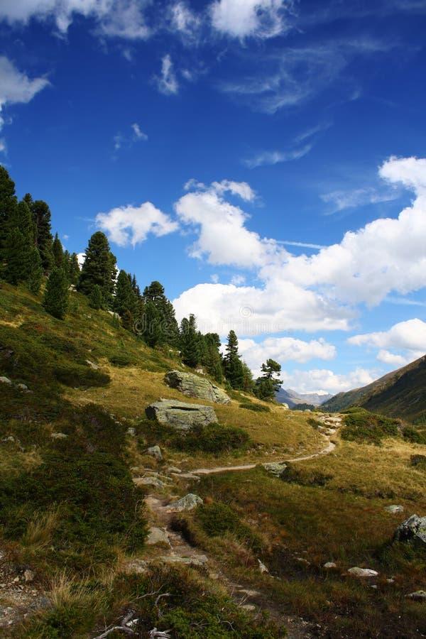 Download Alpine scenery stock photo. Image of alps, peak, stone - 21347162