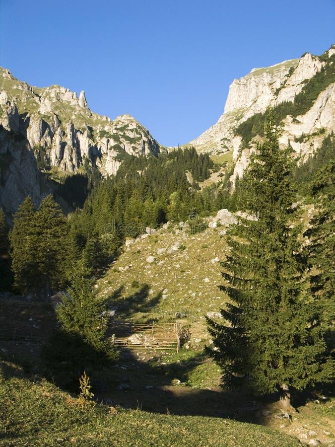 Free Alpine Valley Stock Images - 4122334