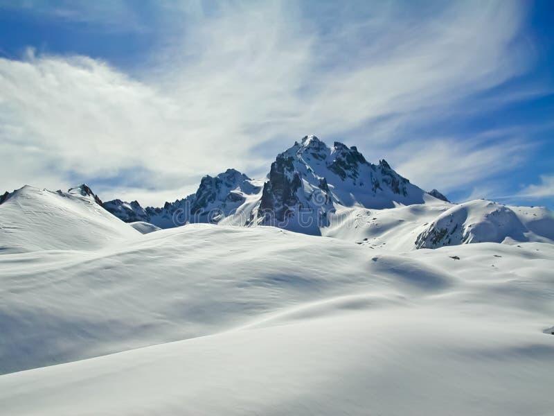Alpiner Frieden lizenzfreie stockfotos