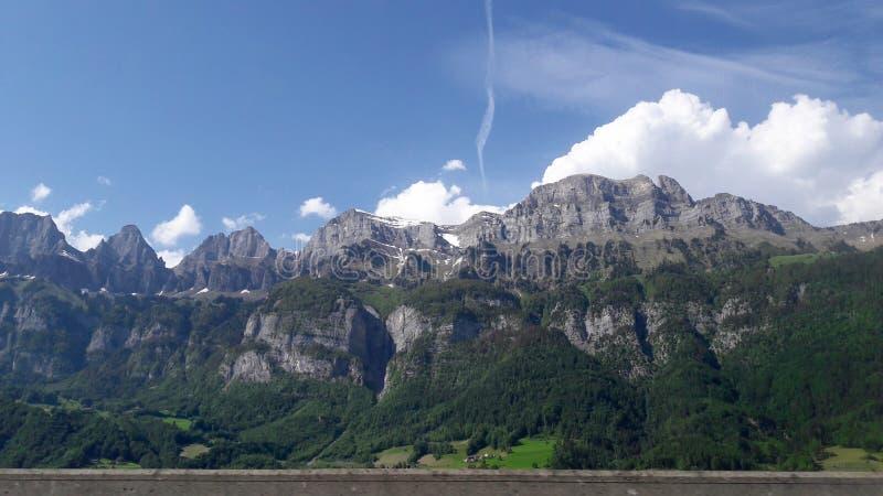 alpines Швейцария стоковая фотография