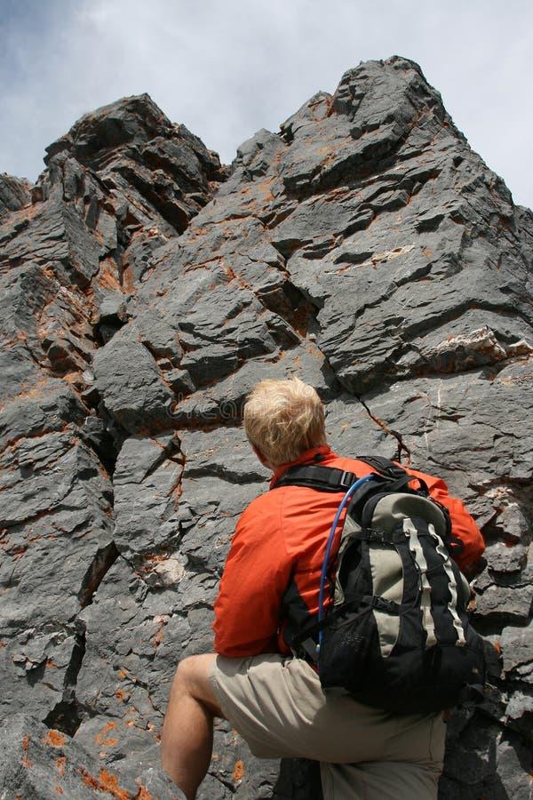 alpiniste photos libres de droits
