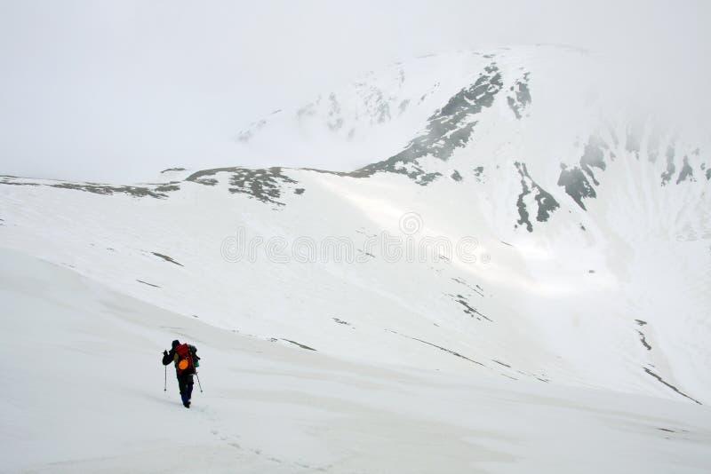 Alpinists fotos de stock royalty free