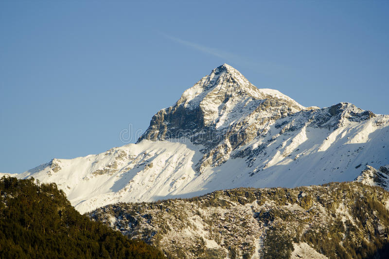 Download Alps stock image. Image of rock, winter, alps, mountain - 23502361