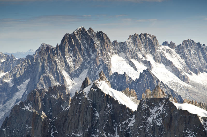 Alps royalty free stock image
