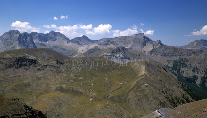 Download Alps stock photo. Image of pass, range, deserted, mercantour - 5997220
