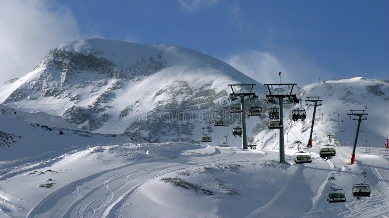 alps austrian kaprun obrazy royalty free