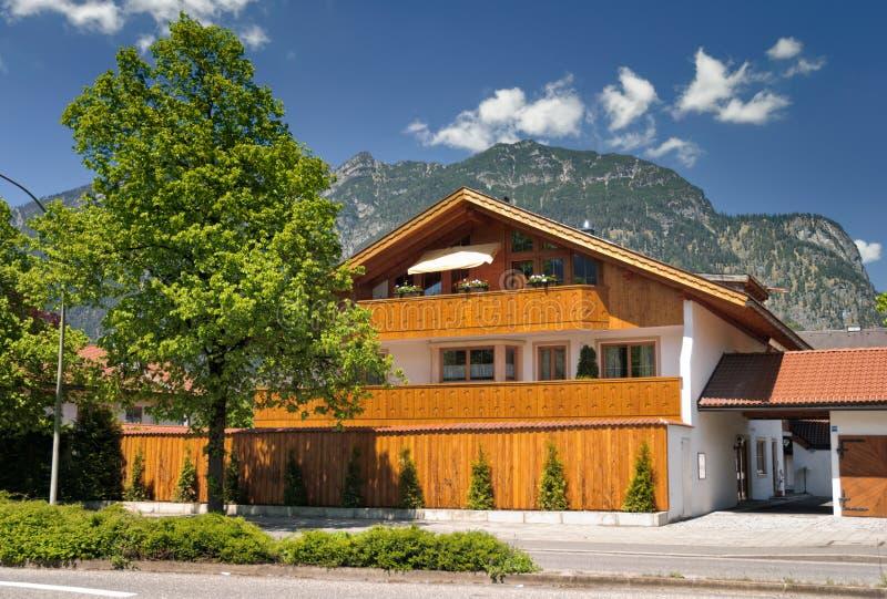 alps bavarian zdjęcie royalty free