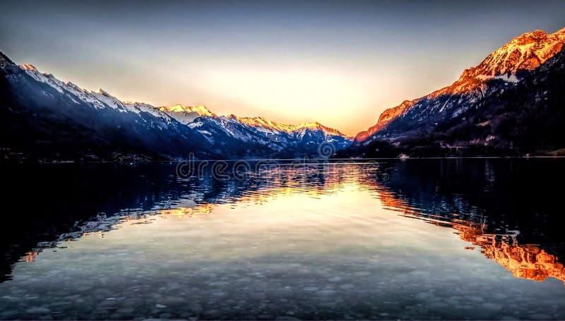 Alps, Beautiful, Bright royalty free stock photography