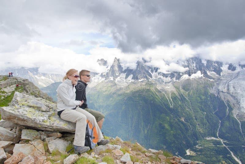 Download Alps Chamonix stock photo. Image of beauty, caucasian - 22082218